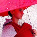 Porteo bajo la lluvia