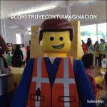 Reseña: #construye con tu imaginación con lego