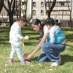 20 Cosas que puedes hacer con un bebé en fular