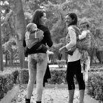 Las amigas después de ser mamá