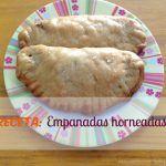 Receta: empanadas horneadas