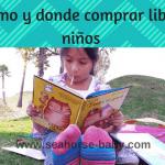 Donde y como comprar libros para niños