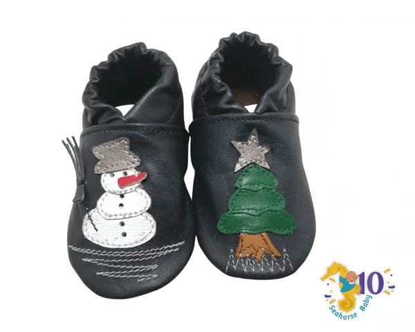 Zapato para bebé Modelo Navidad
