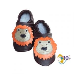 Zapatos para bebé modelo León