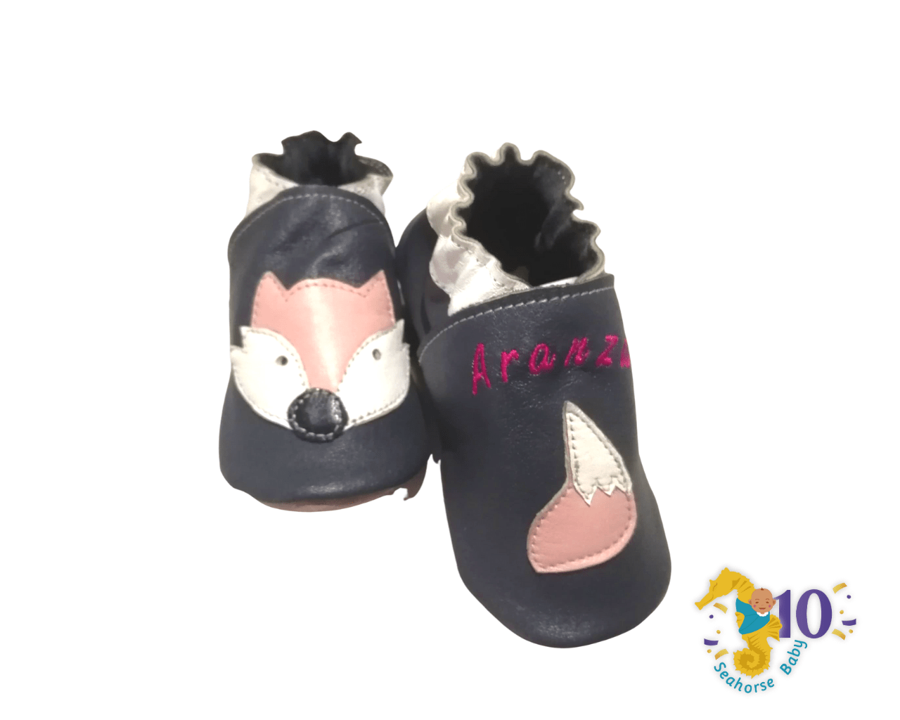 Zapato para bebé Modelo Zorro