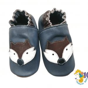 Zapato para bebé Modelo Doble Zorro
