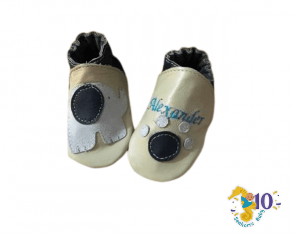 Zapato para bebé Modelo Elefante